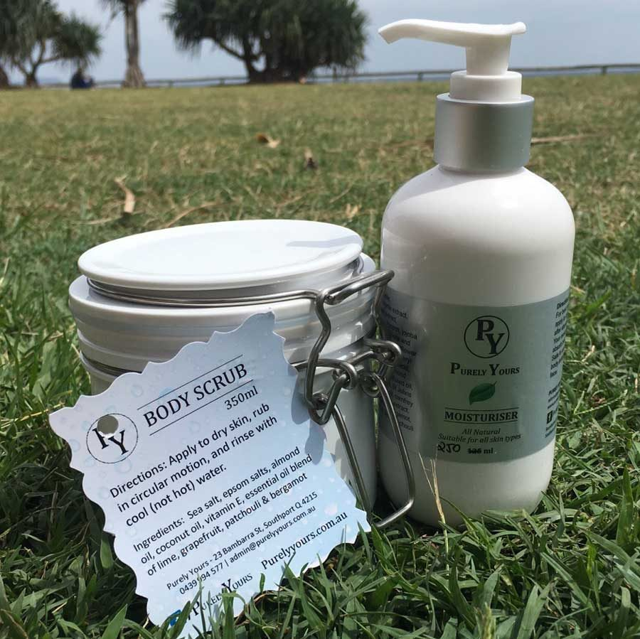 Purely Yours | Pure and Natural Products